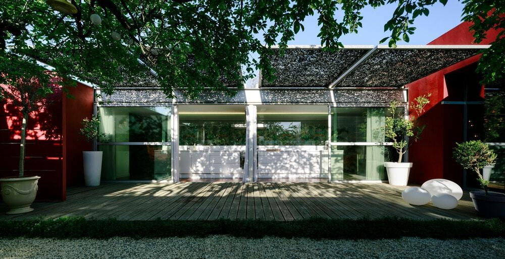 GOM House by (ma!ca) Architecture