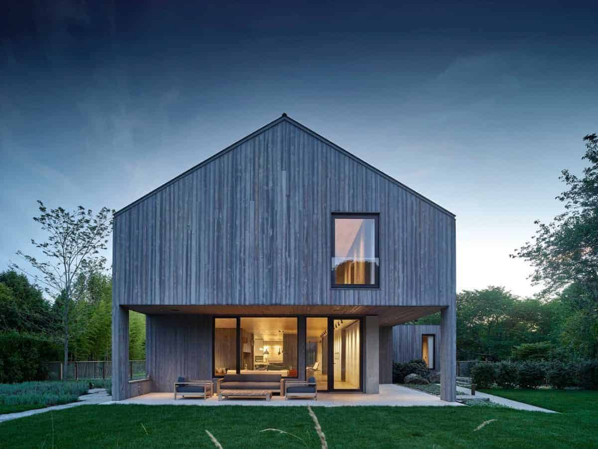 House in the Lanes by MB Architecture (Hamptons Home)