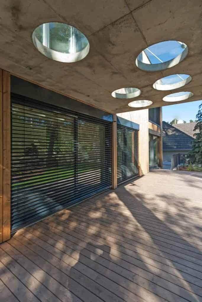 Relaxing House in Vilnius by Aketuri Architektai
