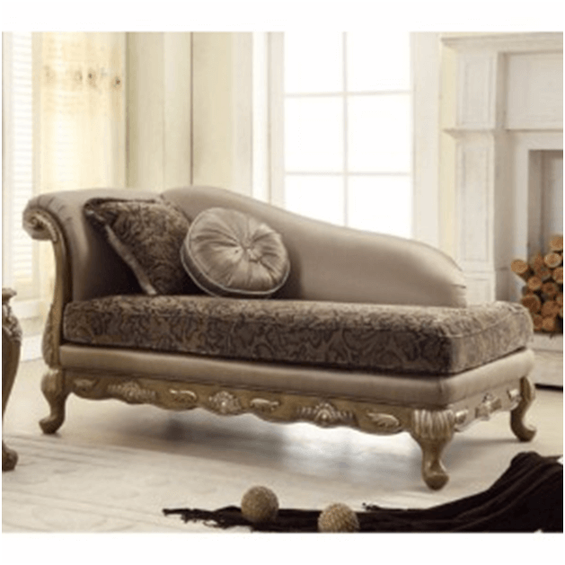 Victorian style chaise lounge