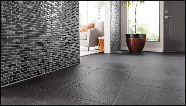Kitchen Floor Tile Porosity