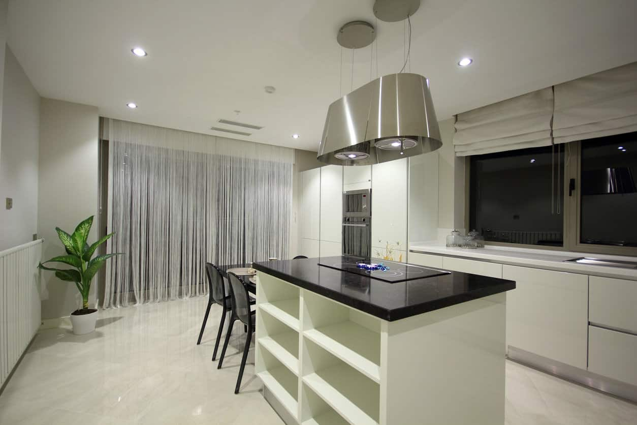 Porcelain Tile Kitchen Flooring
