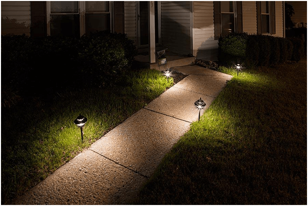 Path Lights Are An Important Type Of Landscape Lighting Fixture Used To  Illuminate Paths And Emphasize