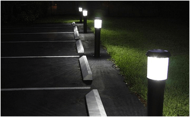 Bollard Lights are bigger than path lights and very functional for illuminating pathways, walkways, and driveways.
