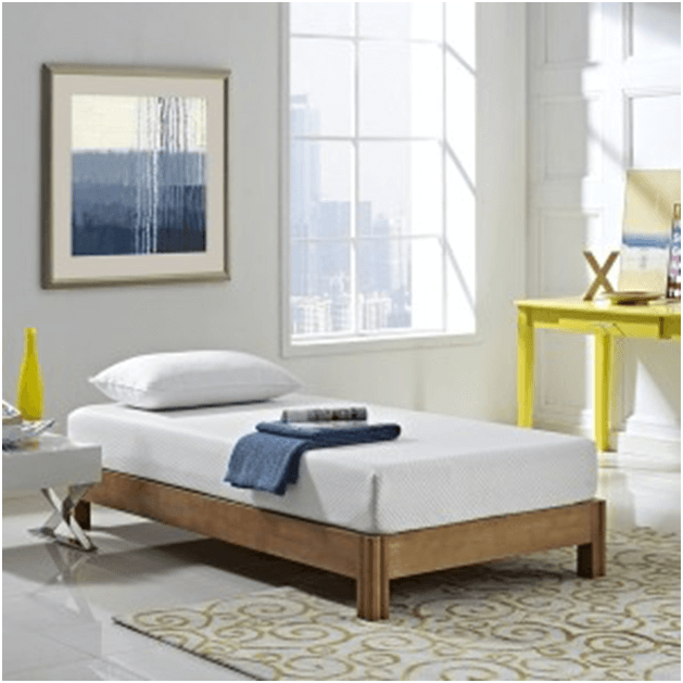 Picture of twin size mattress