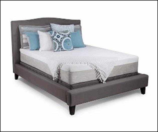 Photo of a full sized mattress
