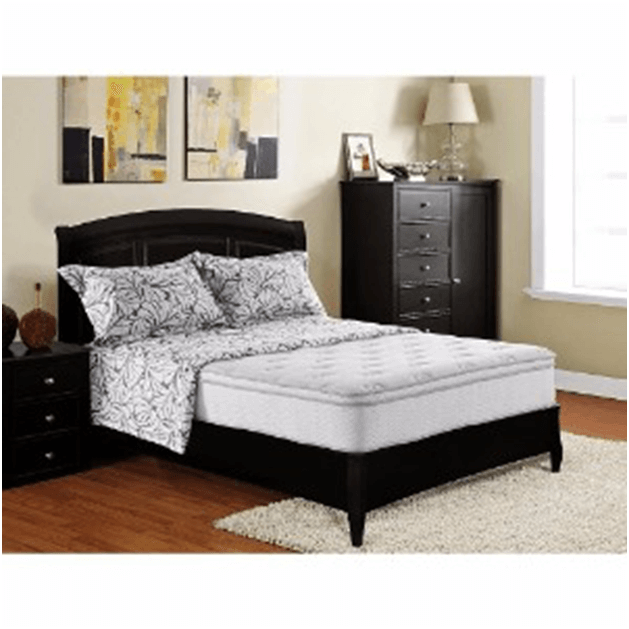 Picture of a king-sized mattress