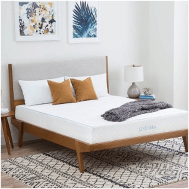 Picture of a California King mattress