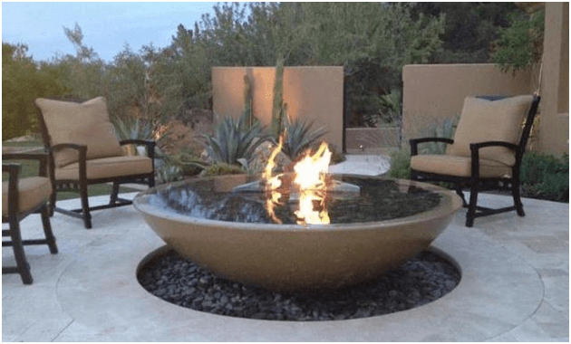 9 Different Types Of Outdoor Fire Features Buying Guide