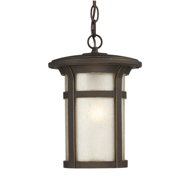 Craftsman style is like traditional style lighting that features creative details from its frame to the glass cage.