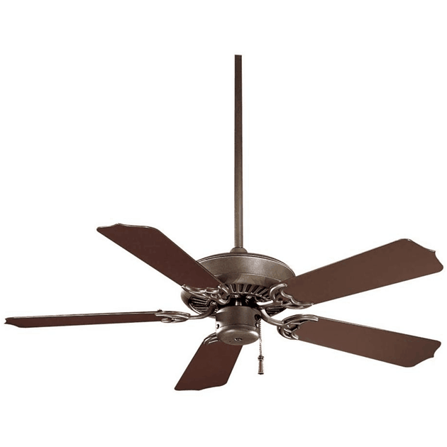 Ceiling fan also comes with lights that are used to illuminate the area while keeping it ventilated.