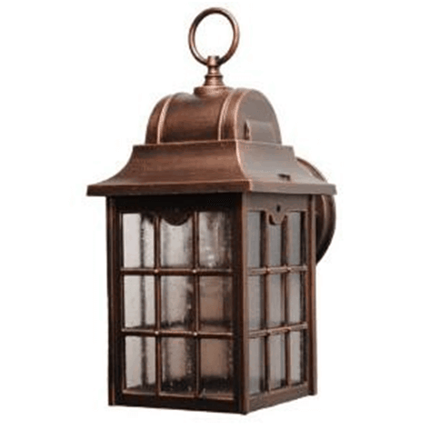 Mission lighting fixture promises uniqueness, beauty and traditional outdoor lighting that complements any mission style home, even contemporary ones.