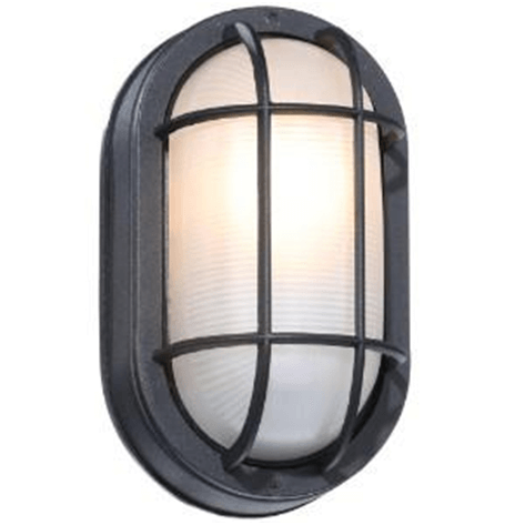 Bulkhead Light is great to incorporate a nautical feel into a home exterior. It is built with robust materials that provides protection to its interior components.