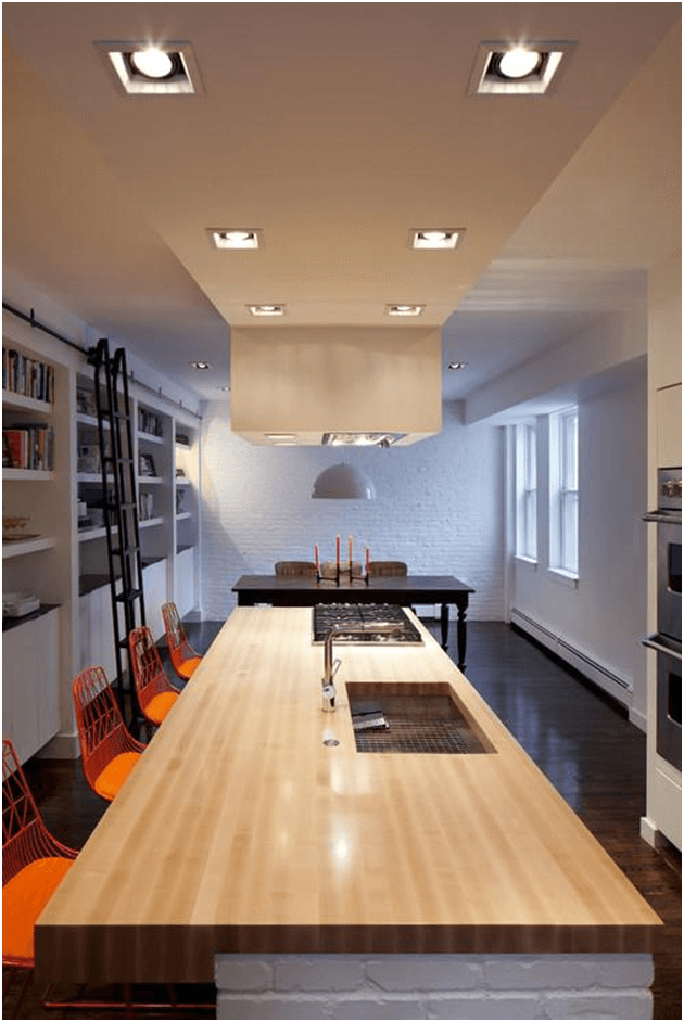 Contemporary Recessed Lighting