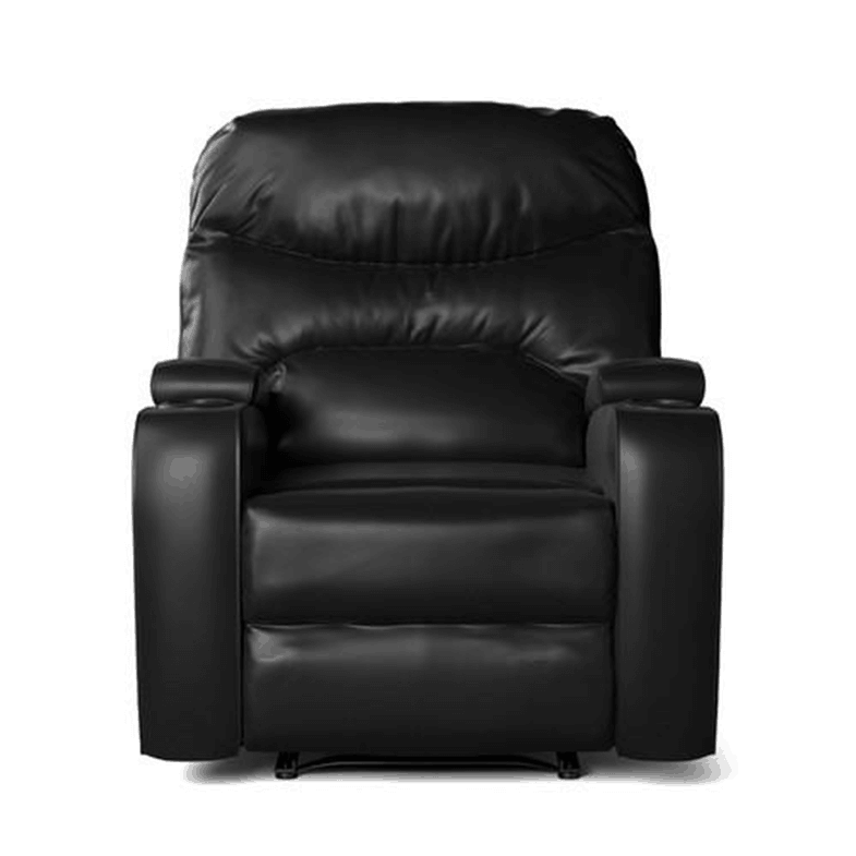 Black Joao Storage Recliner