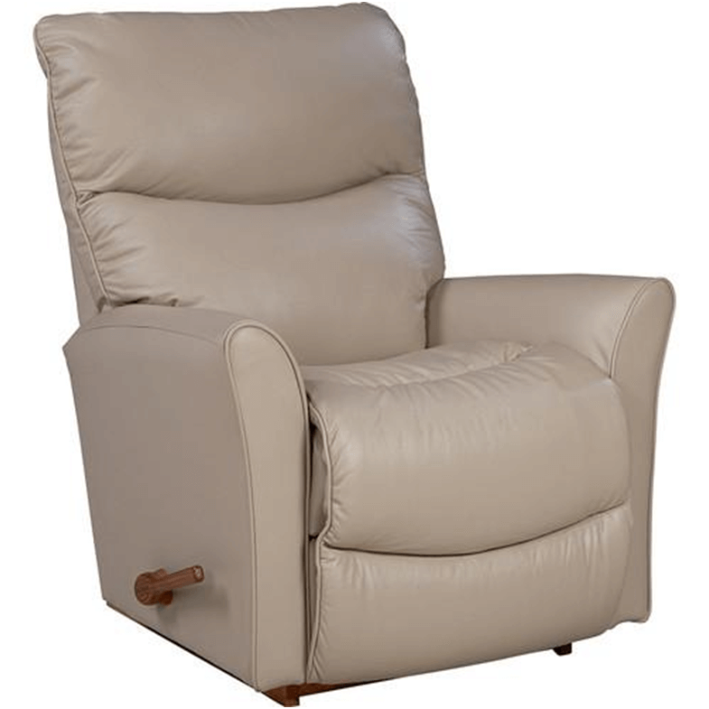 Beige Rowan Rocker Recliner chair