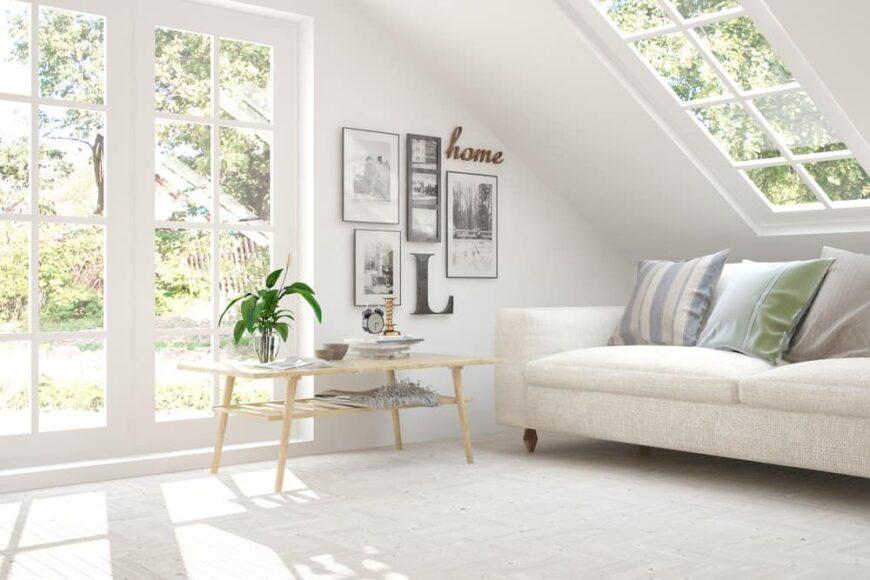 Example of Scandinavian Home Decor