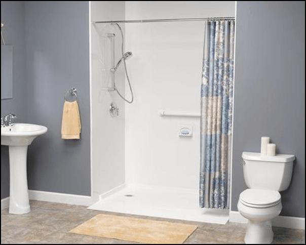 Prefabricated Shower