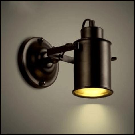 Spotlight Sconces