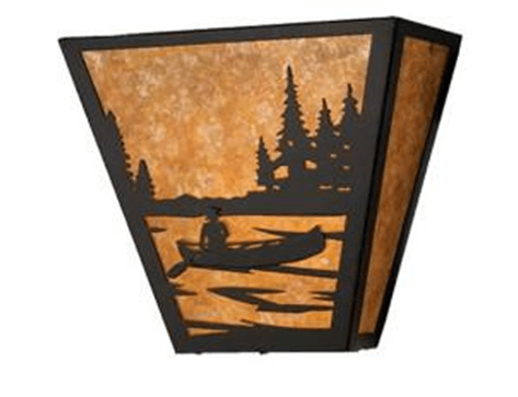 Rustic Style Sconces