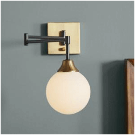The Armed Sconce