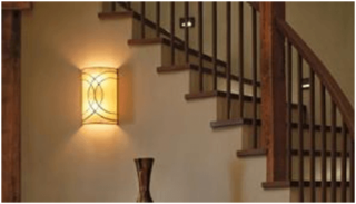 The Flush Mount Sconce