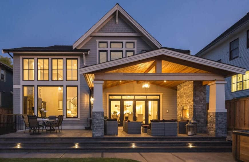 Classic New Westminster Custom Home by Clay Construction