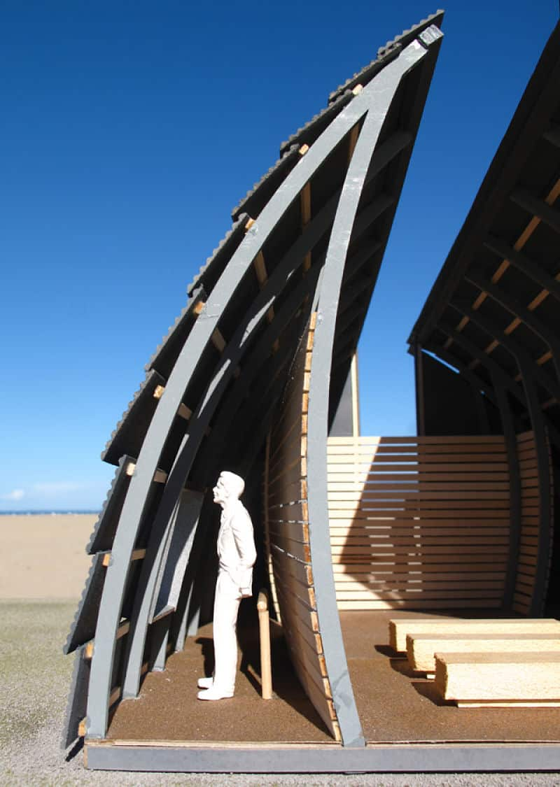 Award winning prairie chapel by hughes umbanhowar architects - Residence luxe hughes umbanhowar architects ...