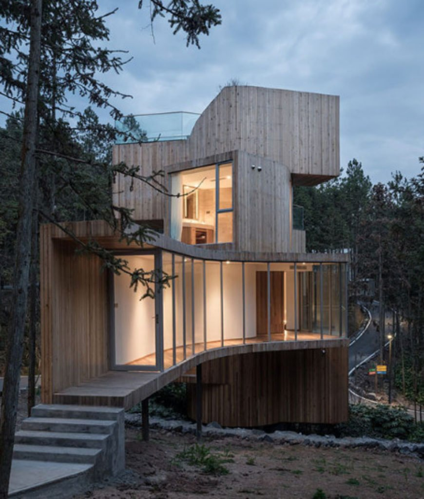3BengoStudio_Qiyunshan-Tree-House