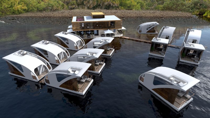 The Catamaran Apartments