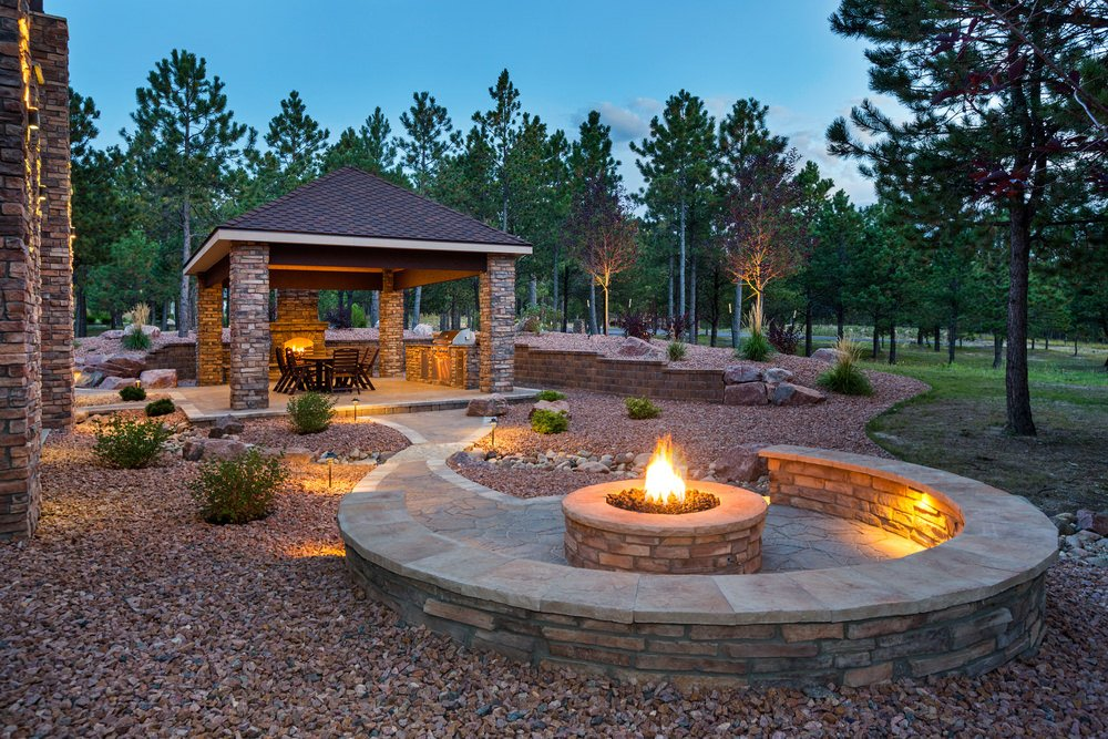 9 Different Types Of Outdoor Fire Features Buying Guide Home Stratosphere