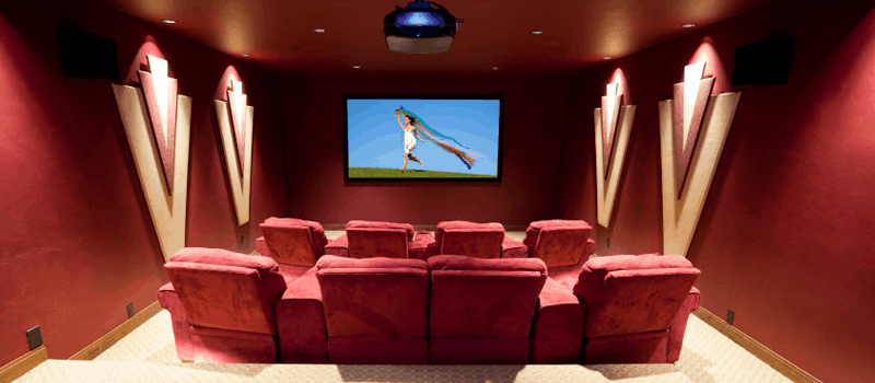 Awesome Home Theater And Media Room Ideas For