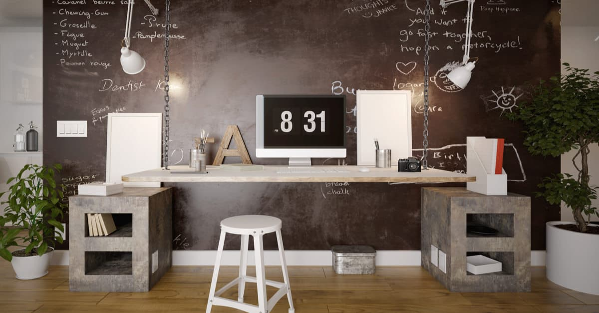 Home Office Design Statistics
