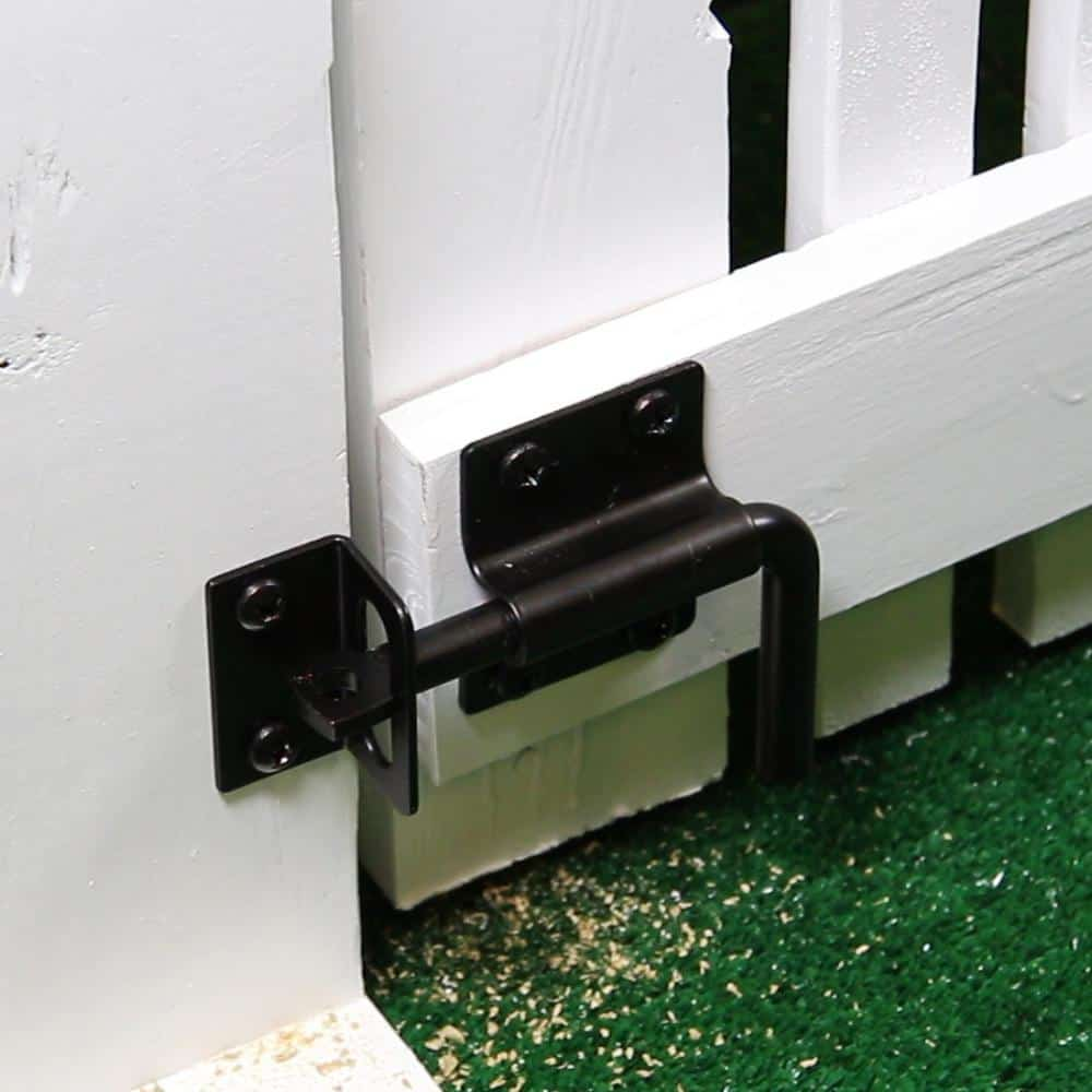 Bolt Style Gate Latch