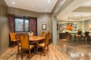Contemporary Style Dining Room Design Ideas