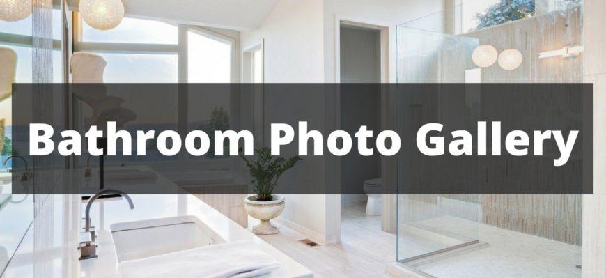 401 Custom Bathroom Ideas For 2019