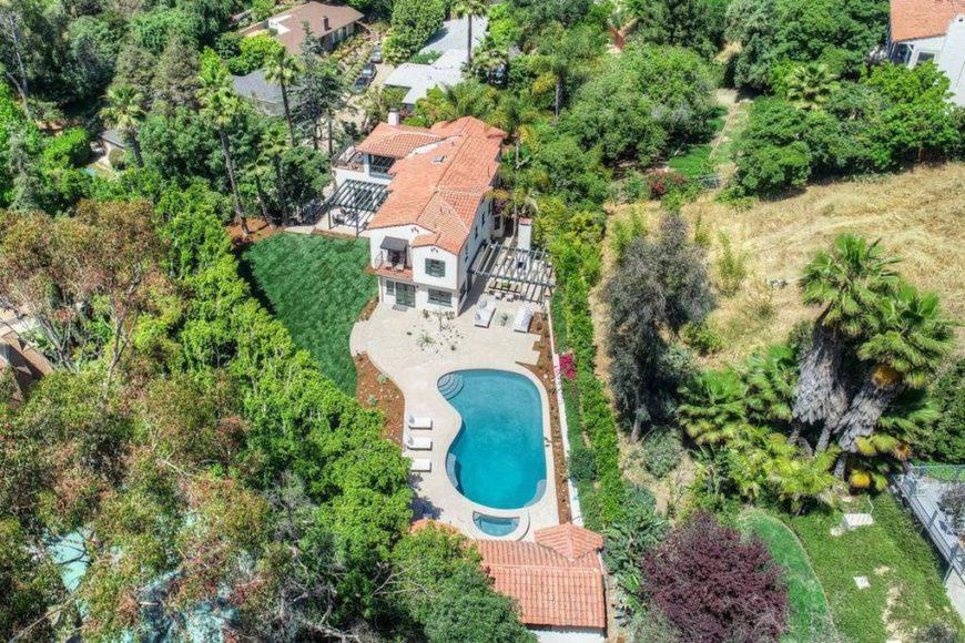 Vince Vaughn's Former Hollywood Hills & Los Feliz Homes