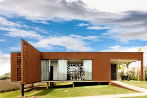 A Contemporary Brazilian Treasure Designed by 1:1 Arquitetura:Design