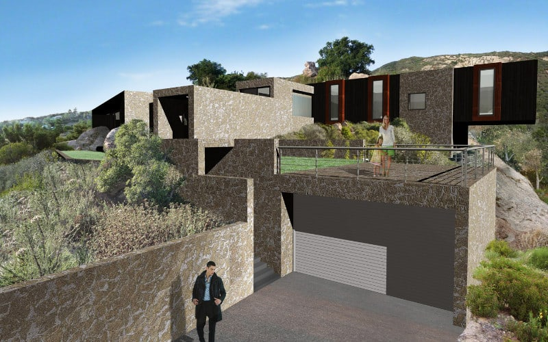 Intriguing b house by artigas arquitectes - Residence luxe hughes umbanhowar architects ...