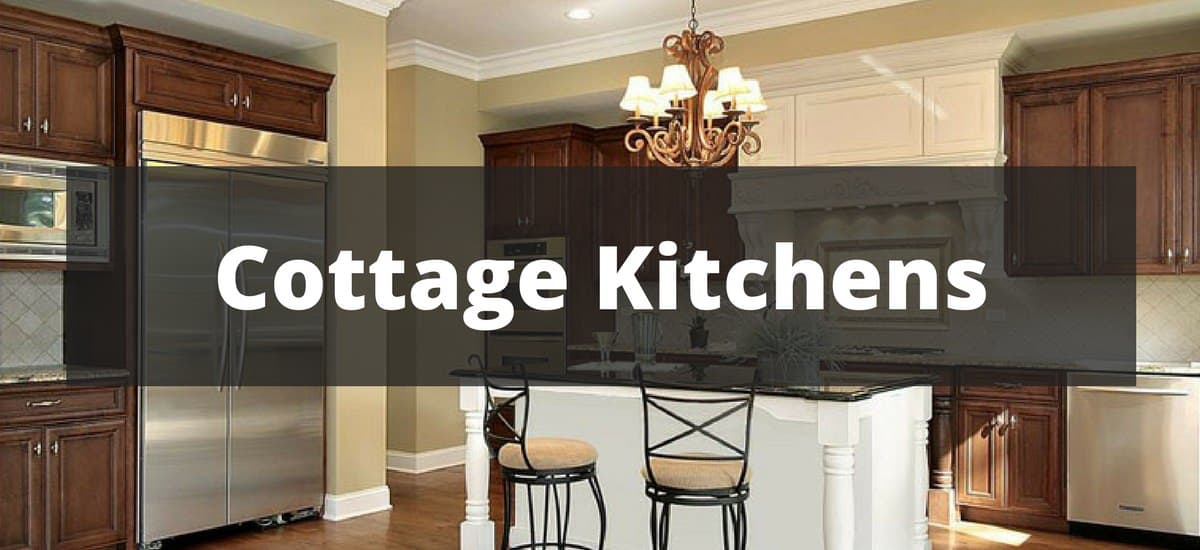 Cottage Kitchen Designs Custom Decoration