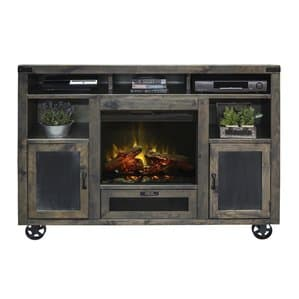 Narbonne 62' TV Stand with Fireplace