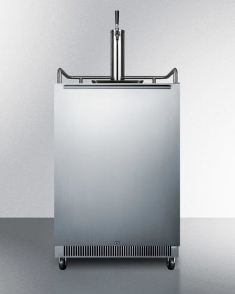 Summit Single Tap BuiltIn Kegerator