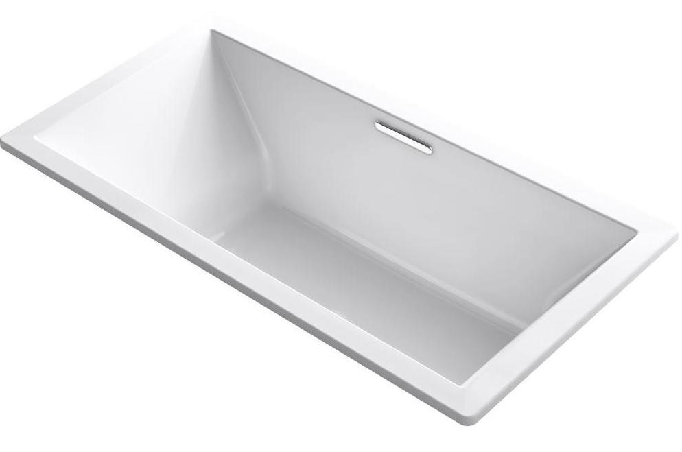 Undermount bathtub
