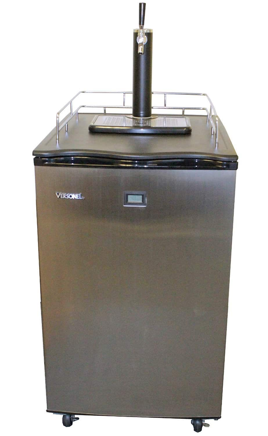 Versonel Single Tap Freestanding Kegerator