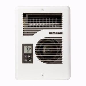Wayfair Cadet Com Pak Series Energy Plus MultiWatt 120 240 Volt Electric Fan Wall Heater