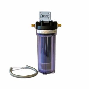 Wayfair CuZn refillable undercounter filter