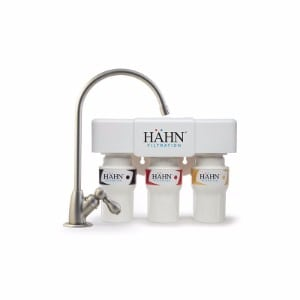 Wayfair Hahn 3 stage water filter