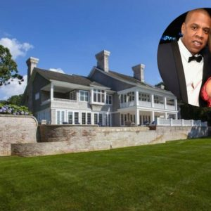 Jay-Z and Beyonce's fabulous celebrity home.