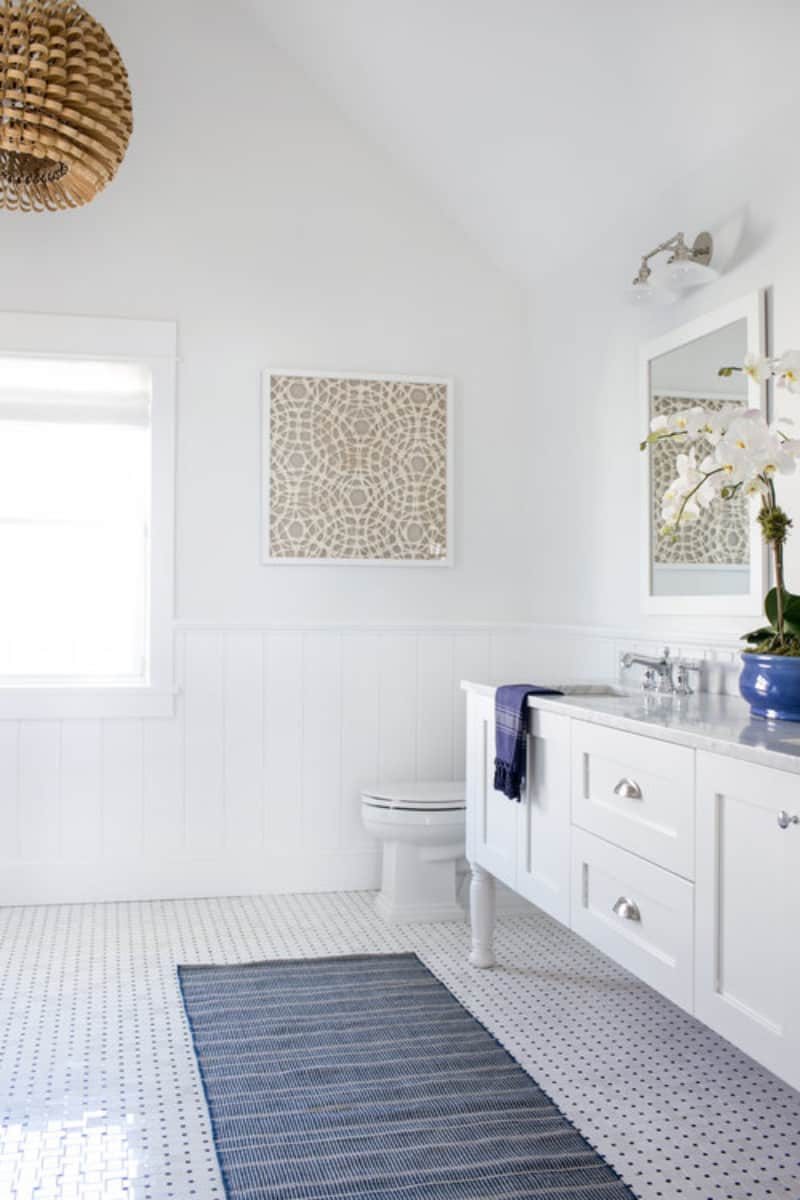 20 Beach Style Master Bathroom Ideas for 2018