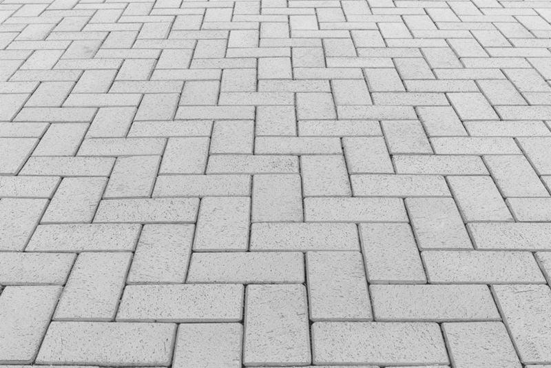 How to maintain concrete patios for Concrete block floor